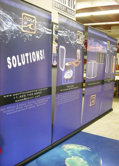 Custom Exhibition Stand Up : Custom trade show displays booths table top