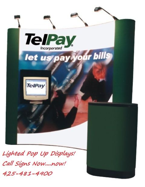 Custom Trade Show Displays, Booths, Table Top Displays, Stand Up ...