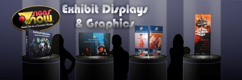 how much does a trade show display cost