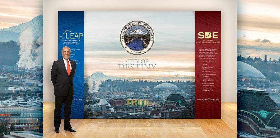 Custom Trade Show Displays - Seattle