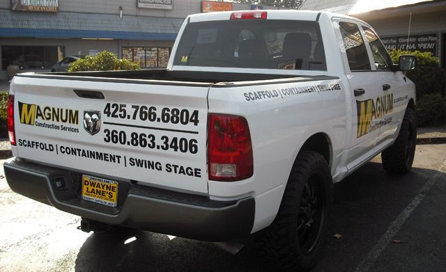Business Vehicle Decals Application Custom Vinyl Decals - Vehicle decals for business application