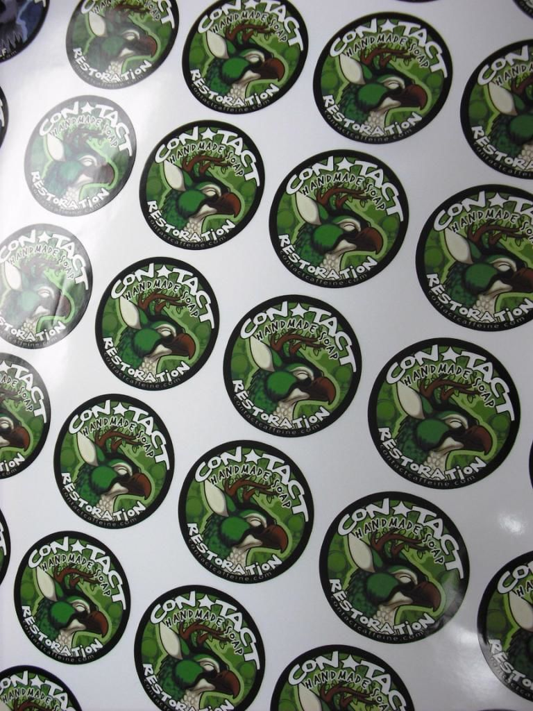 Custom Decals Stickers Printing Custom Labels Seattle - Custom vinyl labels stickers
