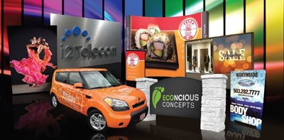 Custom Sign, Wraps & Graphics Ideas for Your Industry