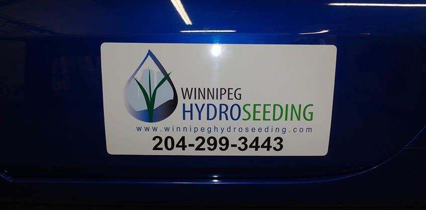 Custom Vehicle Magnets For Trucks Cars Signs Now Winnipeg