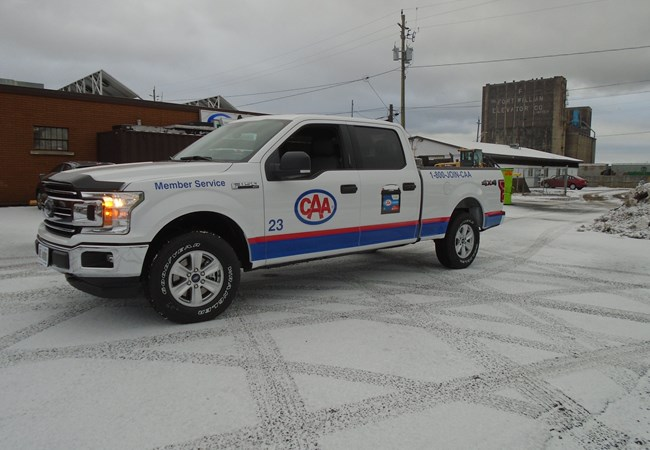 Vehicle Graphics for Company Automobiles in Thunder Bay, ON | Fleet Vehicle Graphics | Auto Dealerships & Repair | Thunder Bay, ON