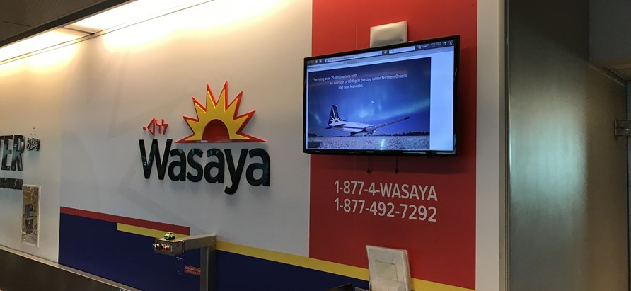 Custom Indoor Signs and Displays for Thunder Bay, ON