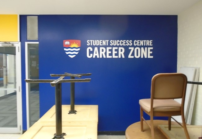 3D Signs & Custom Dimensional Logos | Wayfinding and Directory Signs | Education, School & University Signs | Thunder Bay, ON
