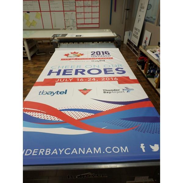 Custom Vinyl Banners