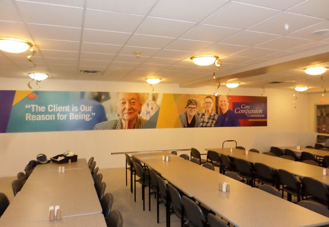 Wall Graphics and Murals | Hospital & Medical Clinic Signs | Thunder Bay, ON