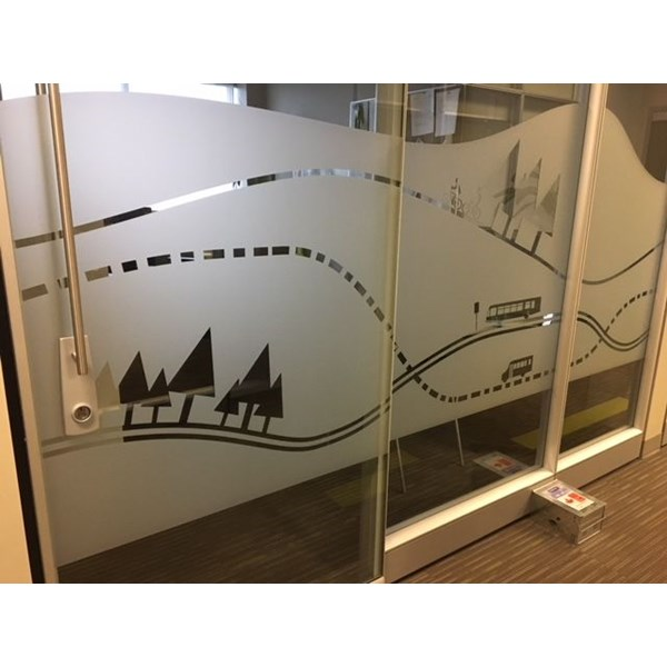 Window Graphics (Etched)