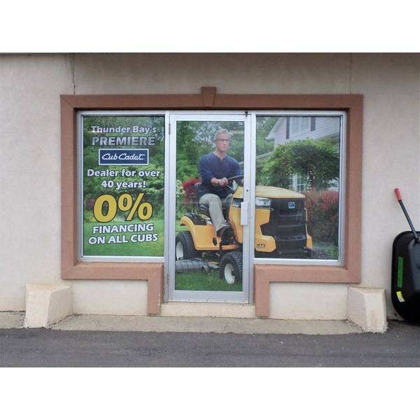 Window Graphics (Perforated)