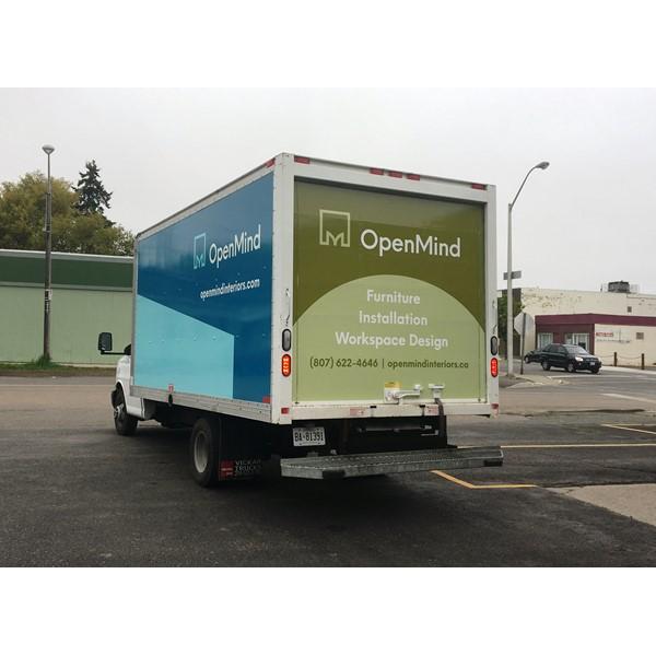 Box Truck Graphics