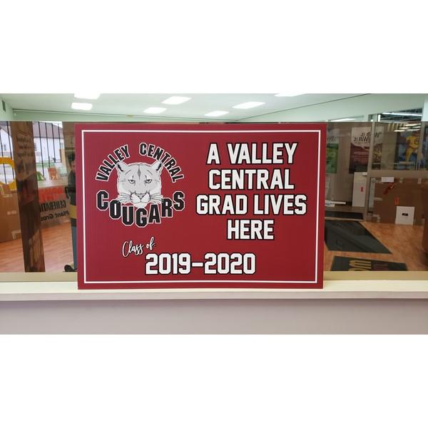 Graduation Signs