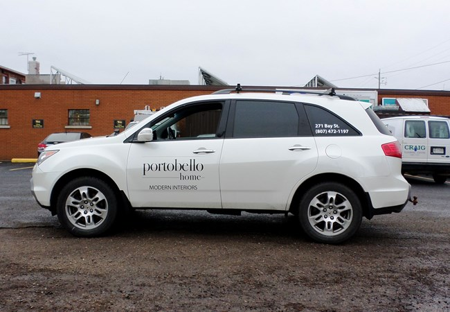 Vehicle Graphics for Company Automobiles in Thunder Bay, ON | Retail Signs | Thunder Bay, ON