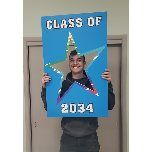 Graduation & Celebration Signs