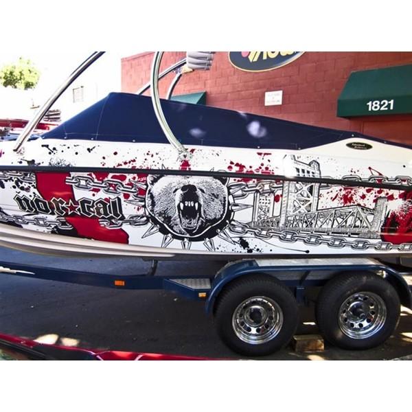 Sacramento Vehicle Wraps