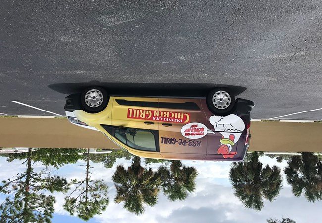 Full Vehicle Wraps | Vehicle Graphics & Lettering | Restaurants, Diners, Bars & Food Truck Signs | Fort Myers, FL