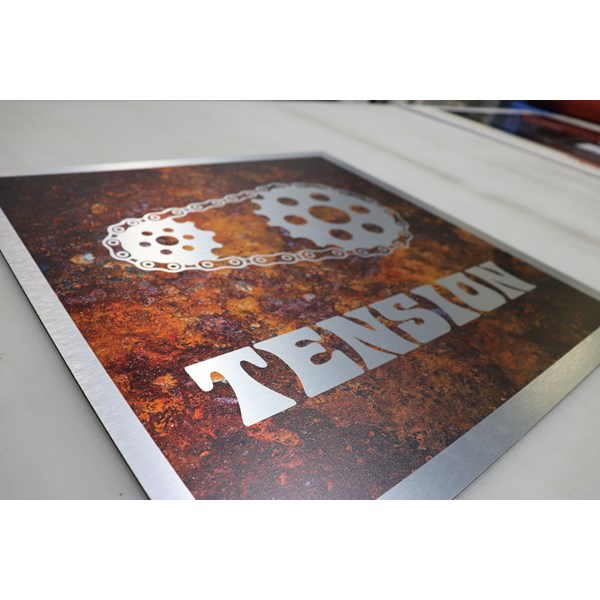 Aluminum and Metal Signs