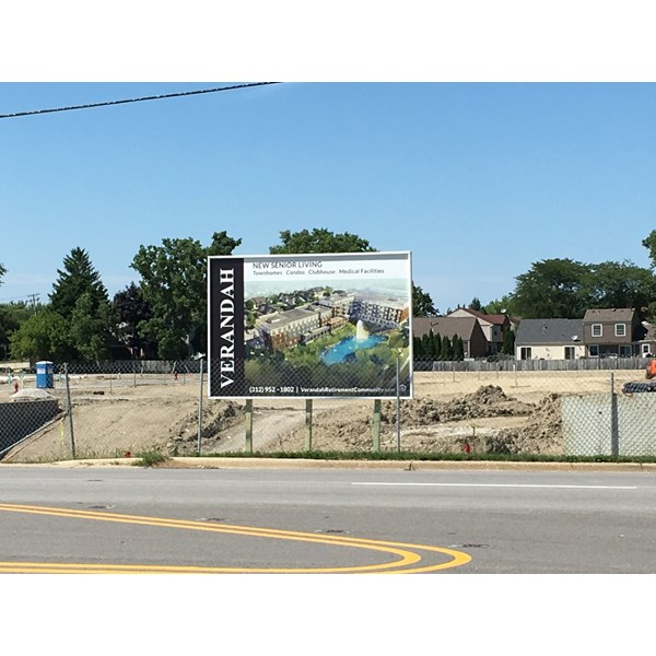 Outdoor Billboard Signs