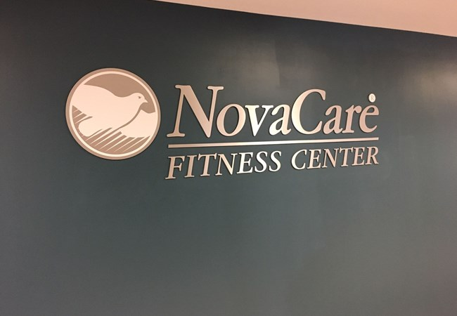 3D Signs & Dimensional Logos | Aluminum and Metal Signs | Gym, Sports and Fitness Signs