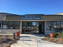 Countryside Center Indoor and Outdoor Signage