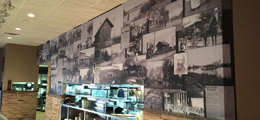 Indoor Graphics & Displays