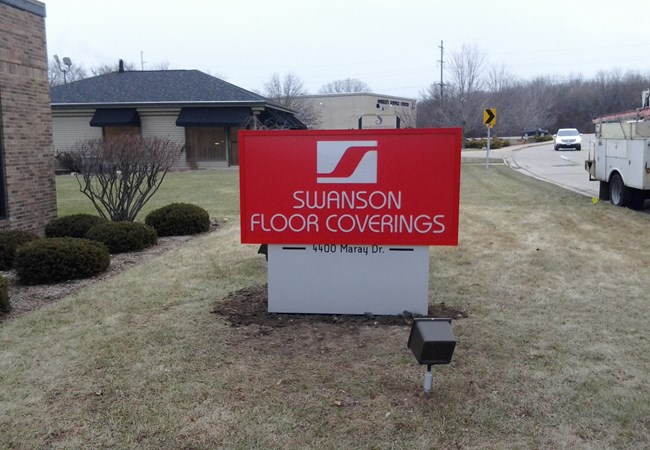 Custom Monument Signs | Monument Signs - Rockford | Retail Signs | Rockford, IL