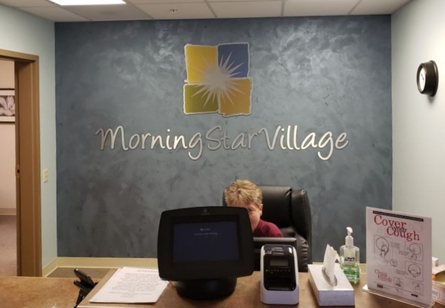 3D Signs & Dimensional Logos | Reception Area Signs | Assisted Living and Senior Care Signs | Rockford, IL