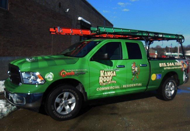 Fleet Vehicle Graphics | Truck & Trailer Wraps | Professional Services Signs