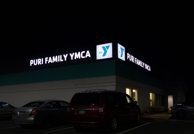 Channel Letters | LED & Electric Signs for Business | Gym, Sports and Fitness Signs | Rockford, IL