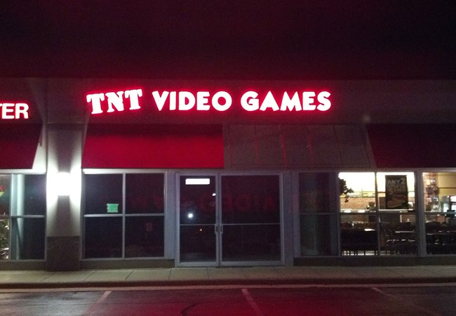 Channel Letters | LED & Electric Signs for Business | Retail Signs | Rockford, IL