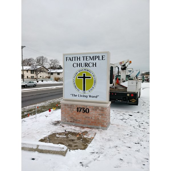Monument Signs - Rockford