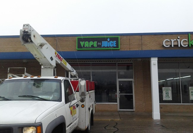 Light Boxes | LED & Electric Signs for Business | Retail Signs | Rockford, IL