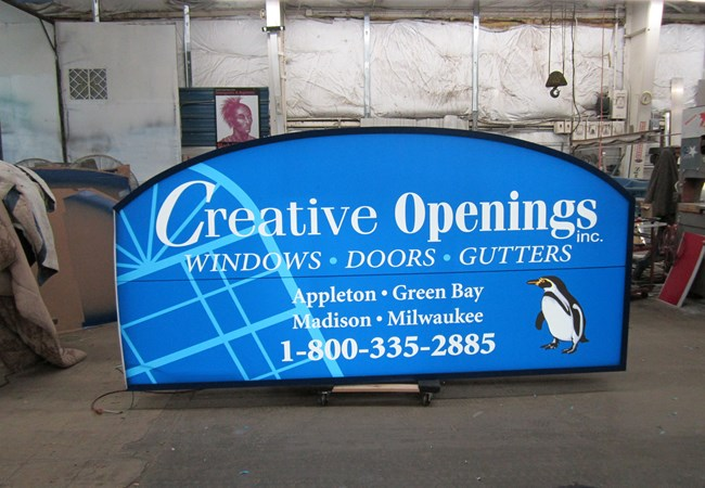 Light Boxes | LED & Electric Signs for Business | Retail Signs