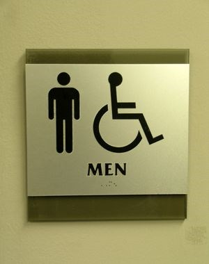 ADA Braille Signs