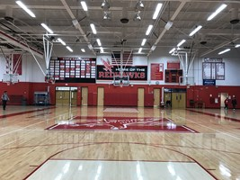 Naperville Central High School Gym