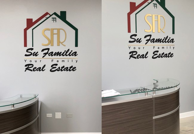 3D Signs & Dimensional Logos | Corporate Branding Signs | Property Management, Apartment, & Condo Signs