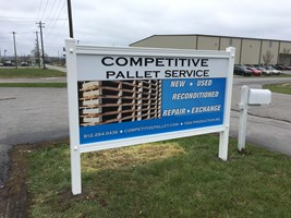 Competitive Pallet Project