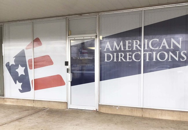 Window Graphics | Professional Services Signs | Wichita, Kansas