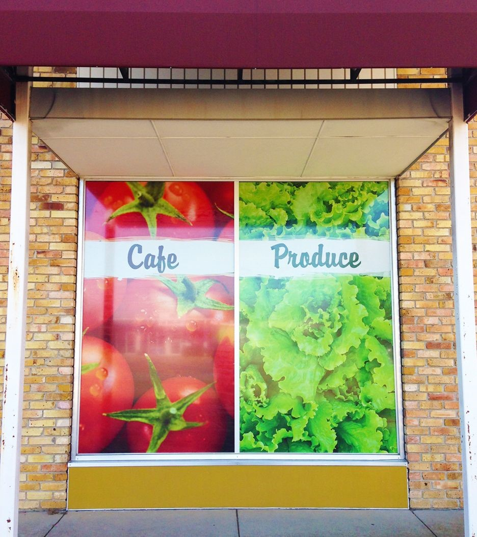 Retail Signs & Point of Purchase Graphics