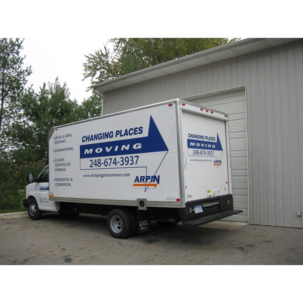 Vehicle Graphics  &  Lettering