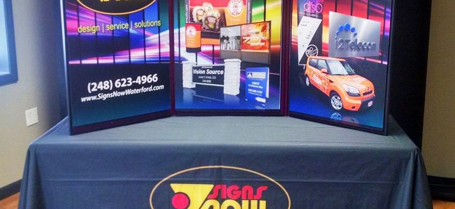 Displays & Custom Signs