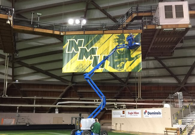 Indoor Banners | Digital Display Signage | Education, School & University Signs | Marquette, Michigan