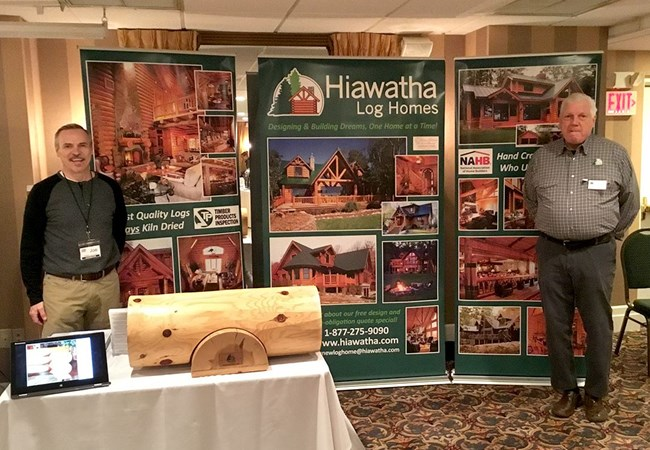 Trade Show Display Stands | Banner Stands | Construction | Munising, MI