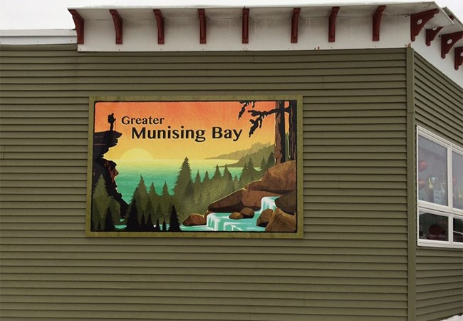 Wall Graphics and Murals | Corporate Branding Signs | Nonprofit Organizations and Associations Signs | Munising, MI