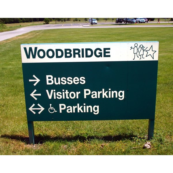Wayfinding and Directory Signs