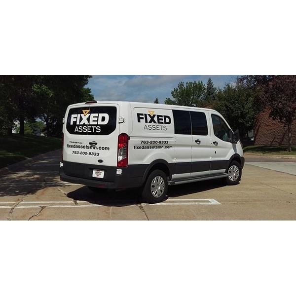Fleet Vehicle Wraps & Graphics