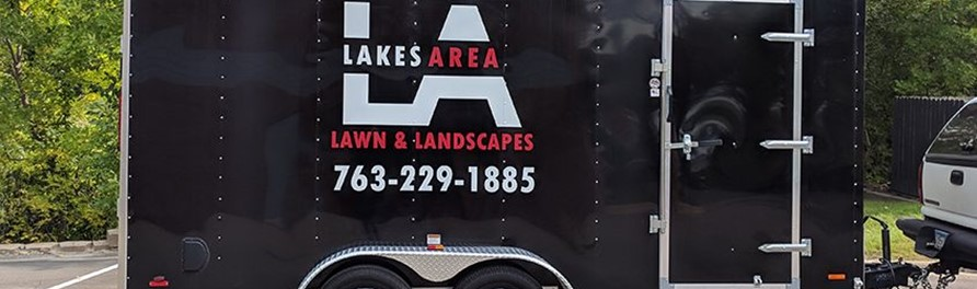 Landscaping & Lawn Maintenance Signage