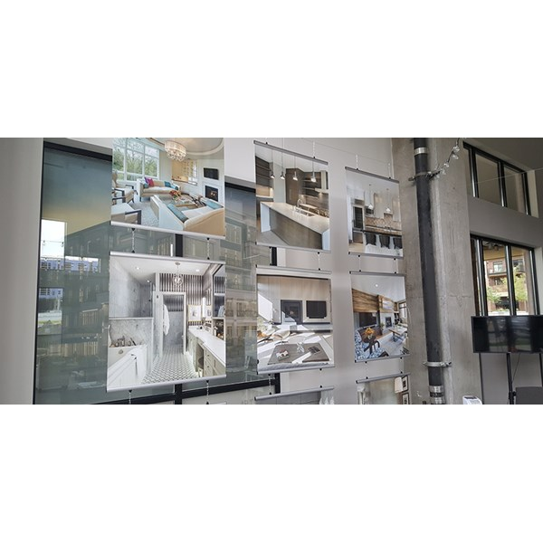 Suspended Banners & Ceiling Displays