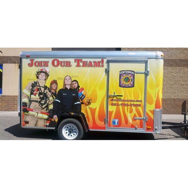 Emergency & Municipal Vehicle Graphics